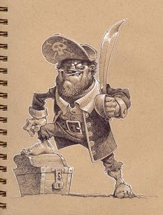 Be Awesome: More Sketchbook