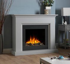 Electric Fireplace Starter