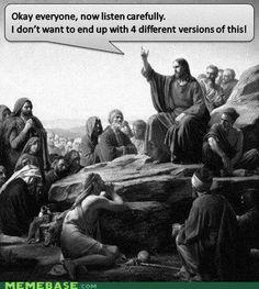 ...church humor