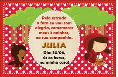 Chapéuzinho Vermelho - Kit Digital