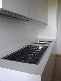 Cucina Binova con sistema Ghost