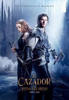 El cazador y la reina del hielo - The Huntsman Winter's War