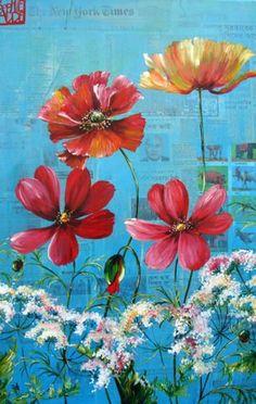 Peintures Fleurs (8/13)