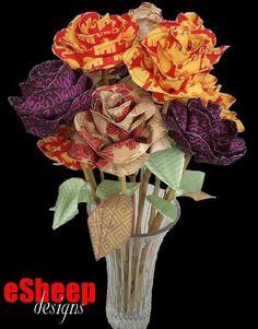 Fabulous Fabric Flowers   Craftsy