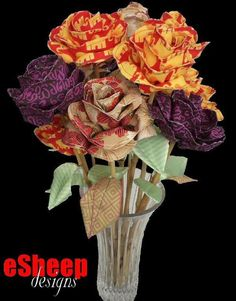 Fabulous Fabric Flowers | Craftsy