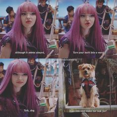 """267 To se mi líbí, 1 komentářů – descendants scenes 