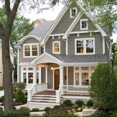 Exterior Photos Design, Pictures, Remodel, Decor and Ideas