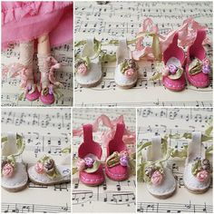 Blythe shoes. Blythe sandals . Pure neemo body. 1:6 doll