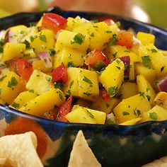 Penn Dutch Food Center - Cinco de Mango Salsa