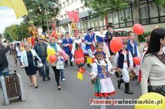 Dni Włocławka 2014: Korowód ulicami Włocławka | Promocje włocławskie