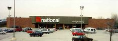 National Supermarket - St. Peters, Missouri, 1992