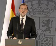 Mariano Rajoy ist der President von Spanien.