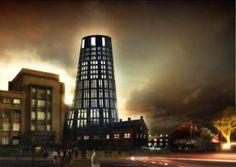 Le futur Hôtel de Police | Charleroi