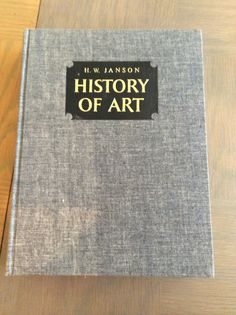 Janson's History of Art Book.  For sales inquiries, please contact abelcathy@aol.com  www.cathyabelomalleyinteriors.com