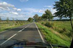 Im Bulli unterwegs in Nordwest-Mecklenburg