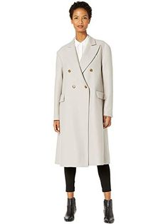 Shop Classic, Contemporary and Designer clothing, shoes and accessories at The Style Room (powered by Zappos)! Double Breasted Trench Coat, Trending Now, Hemline, Beige, Long Sleeve, Lapels, Sleeves, Jackets, Fashion Trends