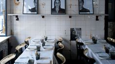 The iconic Argentinian restaurant located on a non descript Marais backstreet in Paris was created over 20 years ago by sisters Carmina and Pilar until they decided to retire and sell the business to French entrepreneur Cédric Naudon who bought Anahi and 35 other businesses in the area.
