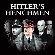 """""""Hitler's Henchmen"""" av Pat Morgan"""