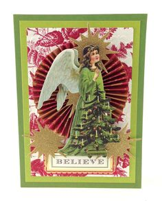 Anna Griffin Angelic Card Toppers