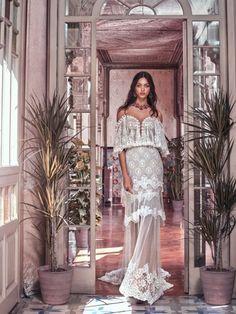 Lizzy Galia Lahav Wedding Dress Collection 2018