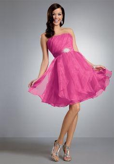 vestidos curtos para madrinha de casamento tomara que caia