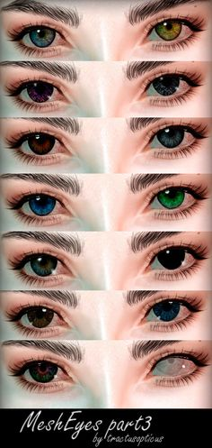 SIMS 3 CC — tractusopticus: ❥ accessory, but work with some. Sims 4 Cc Eyes, Sims 4 Cc Skin, Sims 4 Mm, Sims 3 Mods, Sims 4 Game Mods, Sims 3 Makeup, Sims 4 Nails, Sims 4 Piercings, Maxis