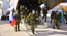 Noticia Final: Rússia, Bielorrússia e Sérvia iniciam manobras per...