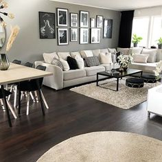 Repost from Living room inspiration ? Repost from Living room inspiration. Warm Home Decor, Living Room Decor Cozy, Living Room Goals, New Living Room, Living Room Modern, Interior Design Living Room, Home And Living, Living Room Designs, Cozy Living Room Warm
