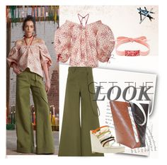 Vacation-ready by fl4u on Polyvore featuring polyvore moda style Rosie Assoulin Roxanne Assoulin Styli-Style fashion clothing