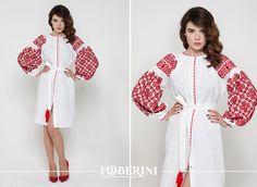 foberini вышиванка женская
