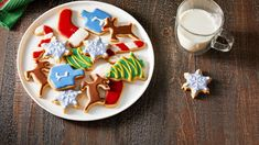 The Best Christmas Cookie Recipes: Sugar Cookies, Peppermint Swirl Cookies and More - Courtesy of McCormick