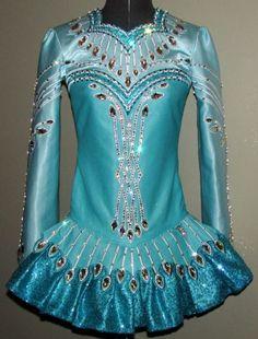 Elsa solo dress!
