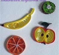 quilled fruit - Bing Images