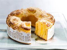 Vaniljaboston Bagel, Doughnut, Muffins, Bread, Candy, Cookies, Baking, Sweet, Desserts