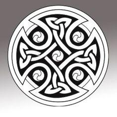 Celtic Cross2 by Kaoss-8