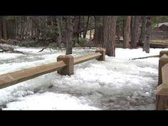 Yosemite - Frazil Ice