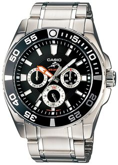 Casio General Men's Watches Duro 200 MDV-302D-1AVDF - WW >>> Click on the image for additional details. (This is an Amazon Affiliate link and I receive a commission for the sales)