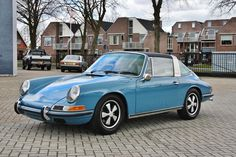 Catawiki Online-Auktionshaus: Porsche 911 Targa, kurzer Radstand - 1968