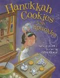 Hanukkah Cookies with Sprinkles, by David A. Adler   We love this book! For our Christmas advent we are doing a new book each night and this has been one of our very favorites. Great discussion of the holiday meaning in the back of the book, but the story itself is a wonderful demonstration of what Hanukkah is about. This book centers acts of caring and community and is a great story that has further reach than just the holiday season. (kk)