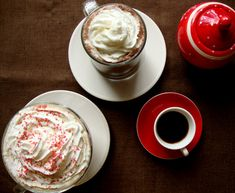 Raspberry Mocha Latte Recipe   going home to roost