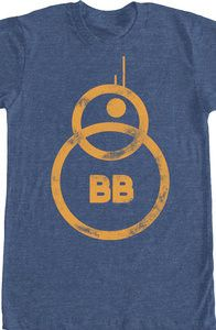 Star Wars Force Awakens BB-8 T-Shirt