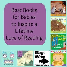Best Books for Babies to Encourage a Lifetime Love of Reading http://www.mykidsguide.com/best-books-for-kids-to-encourage-a-lifetime-love-of-reading/