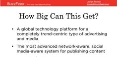 Bill Gurley of Benchmark recently noted in his defense of the pitch deck: …