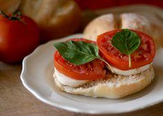 Caprese Sandwich Rec