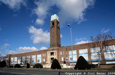 Gillette Factory in Islesworth, UK.