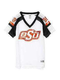 Oklahoma State University Game Day Jersey PINK