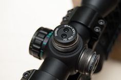 Here's an example of a scope that uses 1/2-inch per click adjustments.