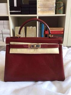 red kelly bag hermes