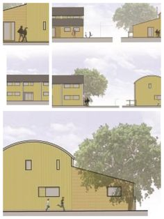 2014 Sustainable Dutch barn conversion to holiday lets, Somerset . © O2i Design Limited 2001 - 2014 All rights reserved