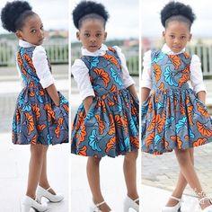 African Print Kid's Dress – Kid's Full Flared Dress- Ankara Print – Ankara Dress – Handmade – Africa Clothing – African Fashion – Mahiber Ankara Styles For Kids, African Dresses For Kids, African Children, Latest African Fashion Dresses, African Print Dresses, African Print Fashion, Africa Fashion, Ankara Fashion, African Babies